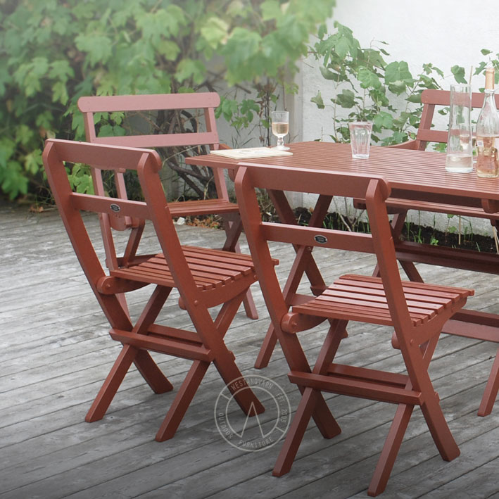 Scandinavian Garden Furniture