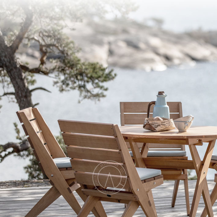 Outdoor furniture Made in Finland